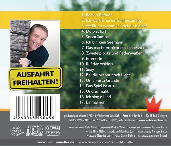 Michl Müller Ausfahrt Freihalten Youtube